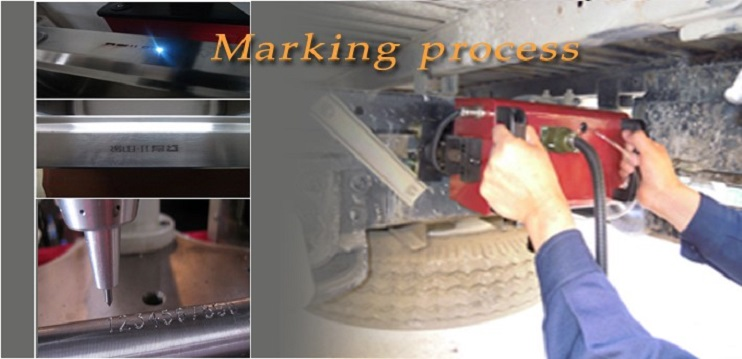 marking machine application