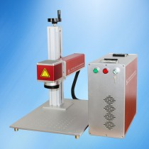 KT-LF10 Desktop Fiber Laser Marking Machine