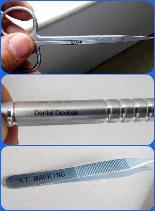 medical device marking