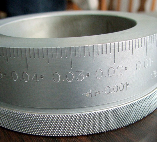 scale marking